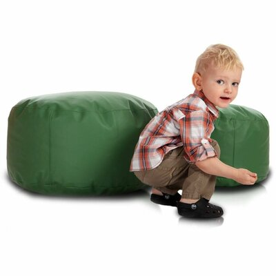 Bean Bag Chair Color: Green