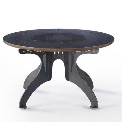 Titus Estrella Coffee Table Base Finish: Raw Steel
