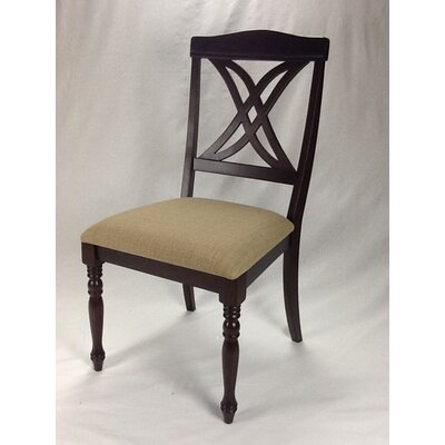 Butterfly Side Chair Finish: Mocha