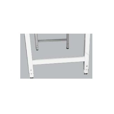 Leg Extender Color: Gray