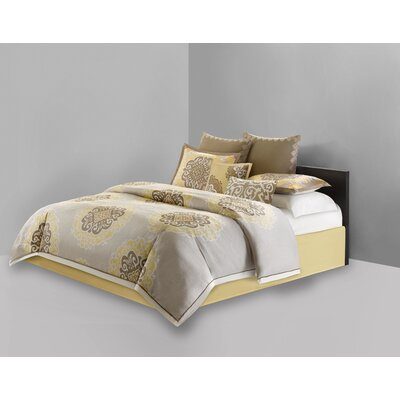 Medallion Comforter Collection