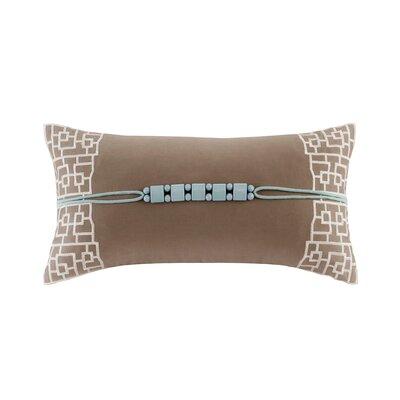 Fretwork Throw Pillow