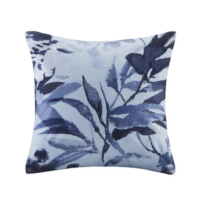 Yumi Botanical Throw Pillow