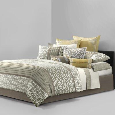 Fretwork Comforter Set Size: Queen NS10-1811