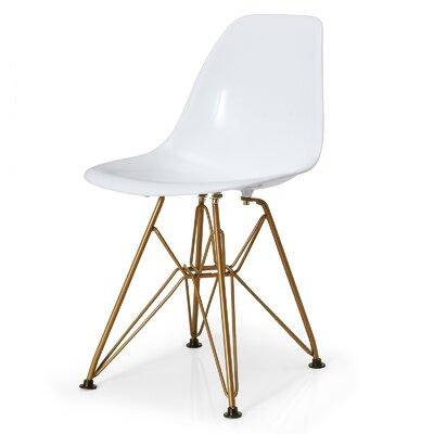 Kids Desk Chair K2-GD-WHI