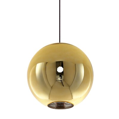 M45 1-Light Globe Pendant