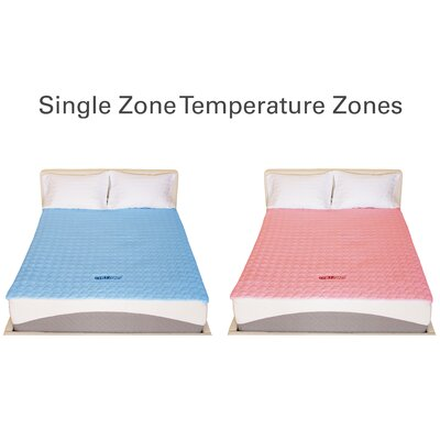 ChiliPad Cube 1.1 Cooling and Heating Mattress Pad Size: Single