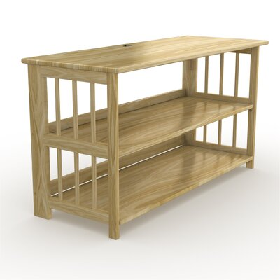 TV Stand Finish: Natural