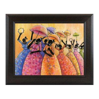 Praise Framed Painting Print