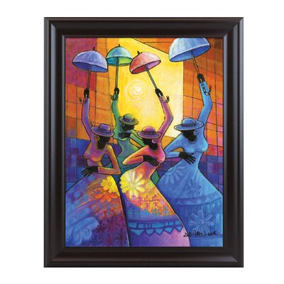Praise The Lord Framed Painting Print
