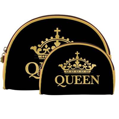 2-Piece Queen Cosmetic Organizer Duo Set COS10