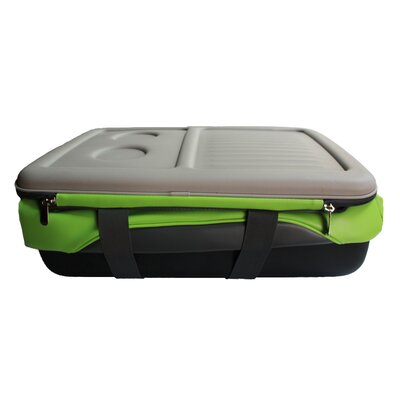 Collapsible Rolling Picnic Cooler 611888026121