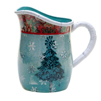 Folklore Holiday 84 oz. Pitcher