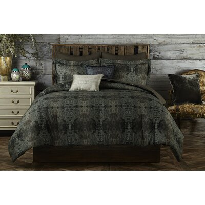 Gigi Duvet Cover Set Size: Full / Queen