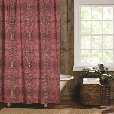 Gigi Cotton Shower Curtain