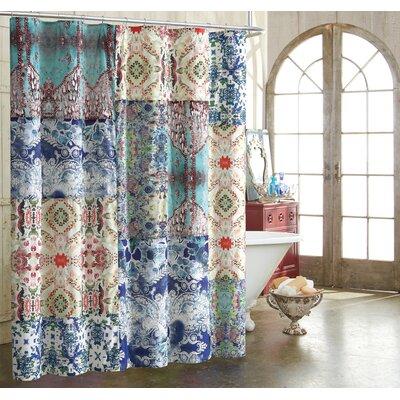 Astrid Cotton Shower Curtain