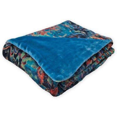 Throw Blanket Color: Lyric