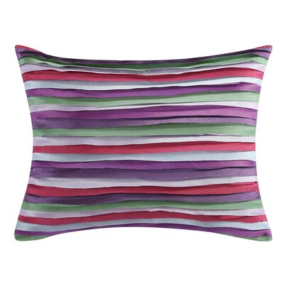 Alouette Striped Lumbar Pillow