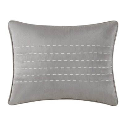 Gigi Lumbar Pillow Color: Tan