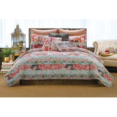Franny Quilt Size: Full/Queen