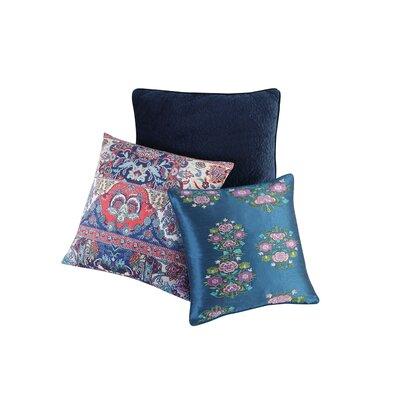 Fiona Throw Pillow Size: 16 H x 16 W