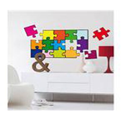 Puzzle Wall Decal DWS74106