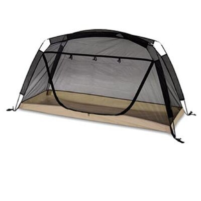 Rain Fly Tent with Insect Protection System