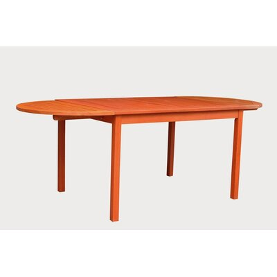 Dining Table Table Size: 82L x 35W