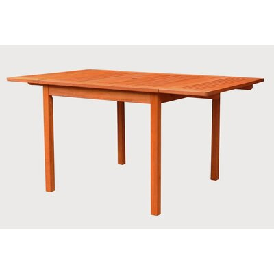 Dining Table Table Size: 35L x 59W