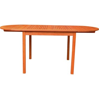 Dining Table Table Size: 71L x 35W