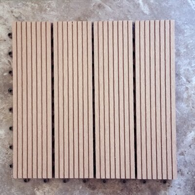 Composite Ipe 12 x 12 Deck Tiles