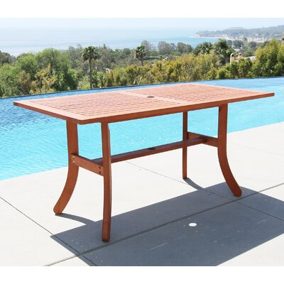 Cotten Rectangular Dining Table