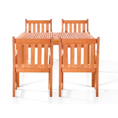 Edgewood 5 Piece Dining Set