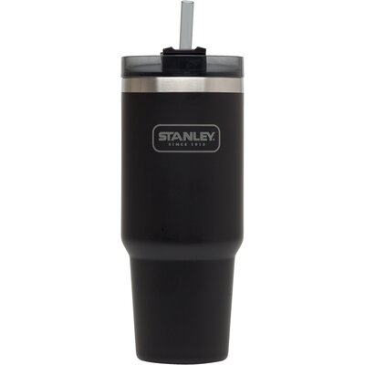 Adventure Vacuum Quencher 30 oz. Stainless Steel Travel Tumbler 10-02663-002