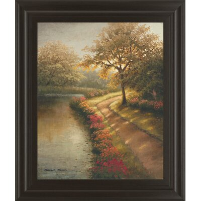 'Morning Light I' Framed Painting Print