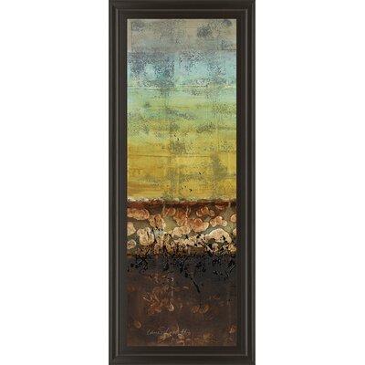 Subterranean I by Lanie Loreth Framed Painting Print