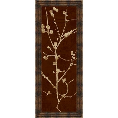Branching Out Ii By Diane Stimson Framed Painting Print