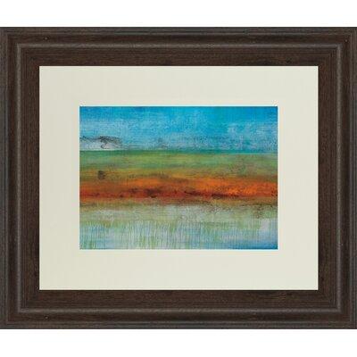 Brisbane By Brent Foreman Framed Painting Print