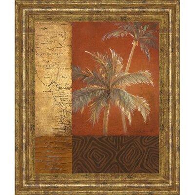 Boy Voyage I By Lanie Loreth Framed Painting Print