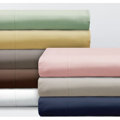1000 Thread Count Sheet Set Color: Gull Gray, Size: Queen
