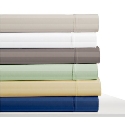 300 Thread Count 100% Cotton Sheet Set Size: Queen, Color: Yellow