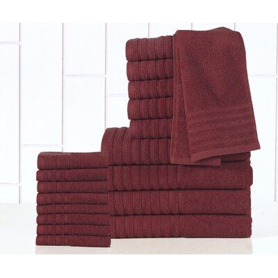 18 Piece Towel Set