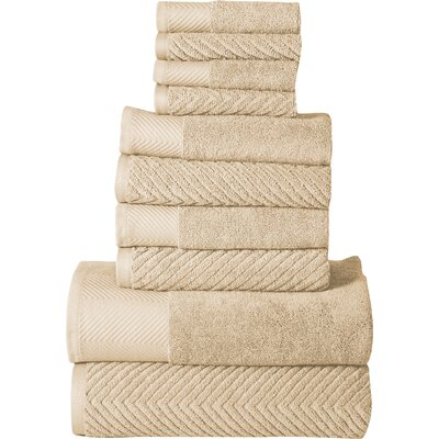 10 Piece Towel Set