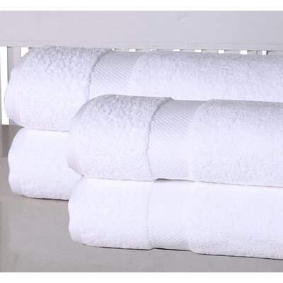 Oversized Luxurious Bath Sheet Color: White