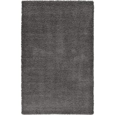 Affinity Hand-woven Grey Area Rug Rug Size: 3 x 5