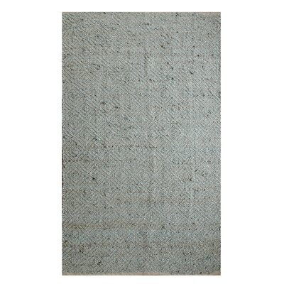 Hand-Woven Sage Area Rug Rug Size: 8 x 10