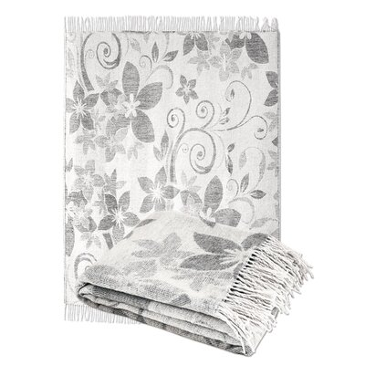 Jacquard Design Throw