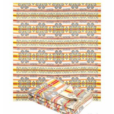 Jacquard Design Cotton Blanket