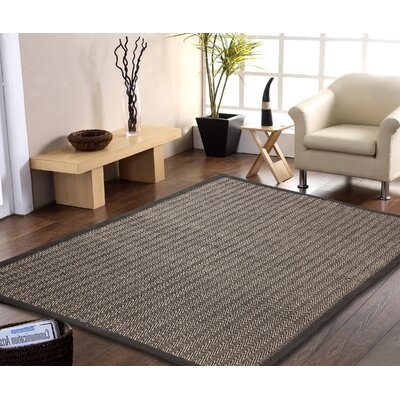 Chereen Eco Friendly Handmade Gray Area Rug