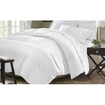 Essentials All Season Down Comforter Size: Twin
